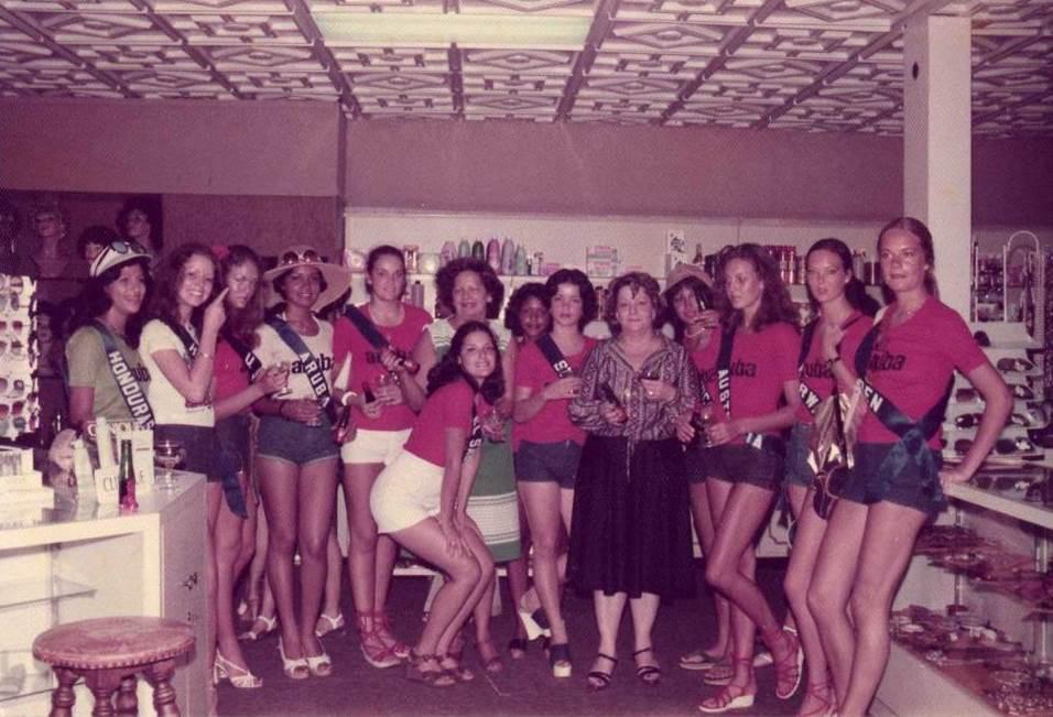Ms. Teen International 70's